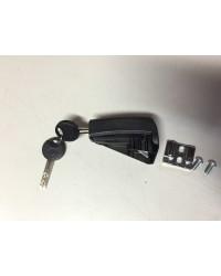 Kit serrure Trelock RS450 pour batterie Yamaha