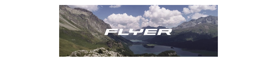 VTT semi-rigide à assistance électrique du fabricant  FLYER