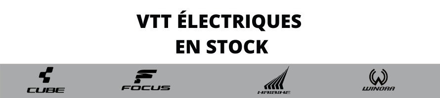 VTT À ASSISTANCE ELECTRIQUE